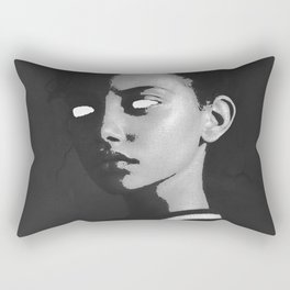 Dead Eyes Vol. II Rectangular Pillow