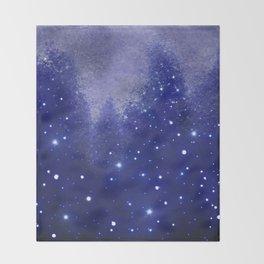 Star Kissed Wind Throw Blanket