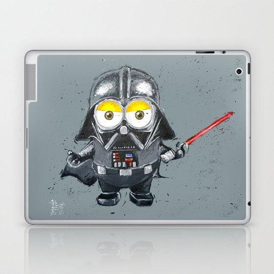 Darth Vader minion style Laptop & iPad Skin