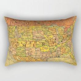 Nifty Fifty 1 Rectangular Pillow