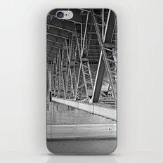 beneath the bridge iPhone & iPod Skin