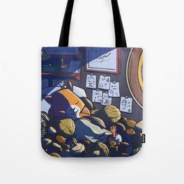 Sleep in Safe Tote Bag
