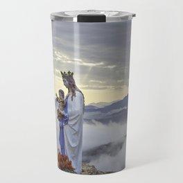 Vierge d'Orisson; Camino Frances Travel Mug
