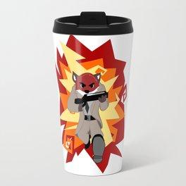 Fox Commando Travel Mug