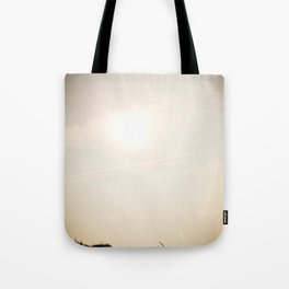 Stroll along the Beach Tote Bag