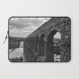 Segovia, Spain - Aqueduct Laptop Sleeve