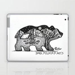 """""""Wander Bear"""" Hand-Drawn by Dark Mountain Arts Laptop & iPad Skin"""