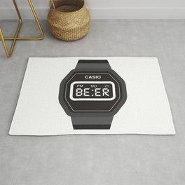 Beer Watch Rug