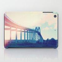 bridge iPad Cases featuring Bridge by Rolin