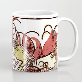 Book Burning Coffee Mug