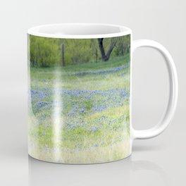 Horses & Bluebonnets Coffee Mug