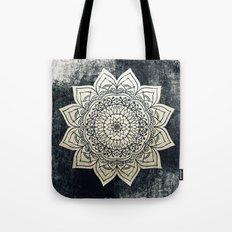 DEEP GOLD MANDALA Tote Bag