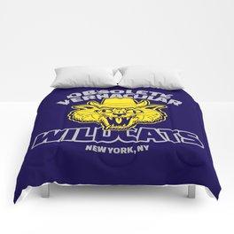 Obsolete Vernacular Wildcats (Royal Tenenbaums) Comforters