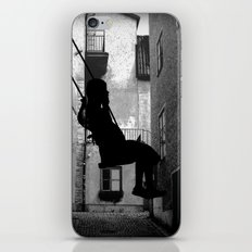 The swing (thinking) iPhone & iPod Skin
