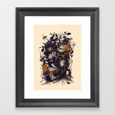 Natural Mystic Framed Art Print