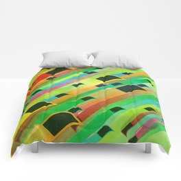 Fast falcons Comforters