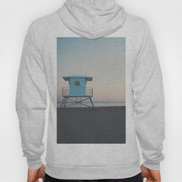 sunset on the coast ... Hoody