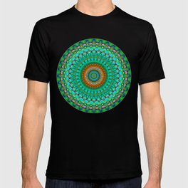 Geometric Mandala G388 T-shirt