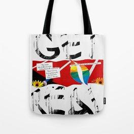 Get Real Tote Bag
