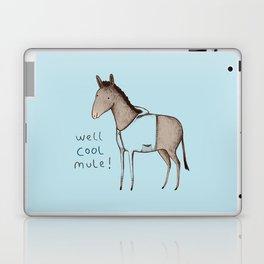 Well Cool Mule! Laptop & iPad Skin