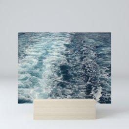 wake Mini Art Print