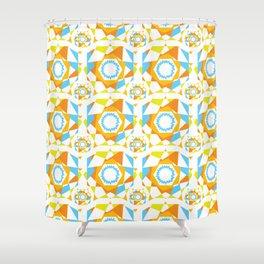 Euphoric Shower Curtain