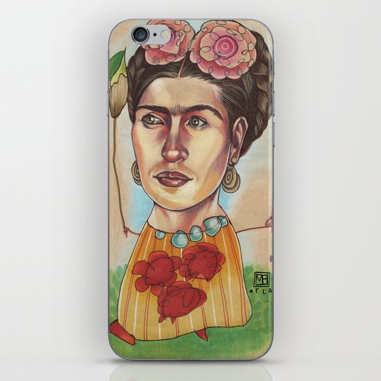 FRIDA iPhone & iPod Skin
