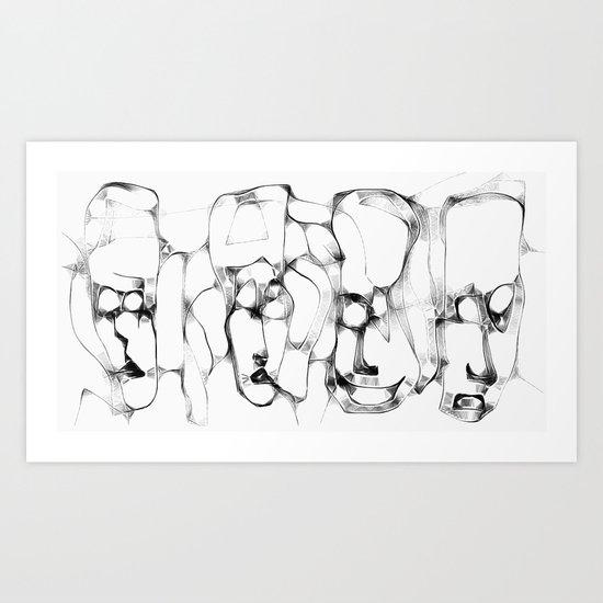 avqd Art Print