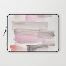 [161216] 18. Slices|Watercolor Brush Stroke Laptop Sleeve