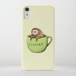 Sloffee iPhone Case