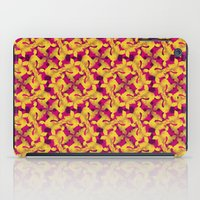 asia iPad Cases featuring Asia by Emma Stein