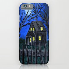 Halloween night iPhone 6s Slim Case