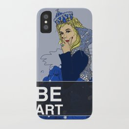 BE  ART iPhone Case