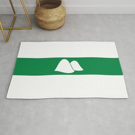 flag of Kurgan Rug