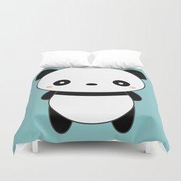 Kawaii Cute Panda Duvet Cover