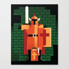 Dungeons & Darknuts Canvas Print