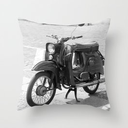 Schwalbe Throw Pillow