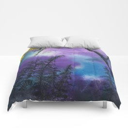 Blissful forest Comforters
