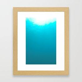 H20 II Framed Art Print