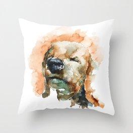DOG#22 Throw Pillow