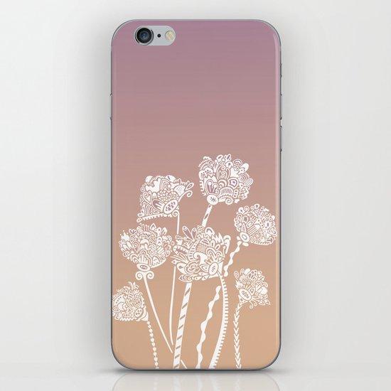 Mosaic I iPhone & iPod Skin
