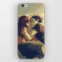 viria iPhone & iPod Skins featuring I hear your voice by viria