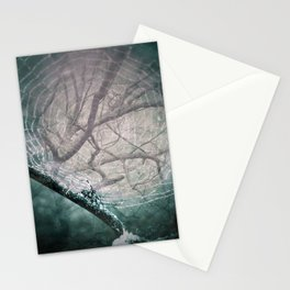 Spider Tree Stationery Cards