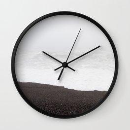 Lingering at the Lost Coast Wall Clock