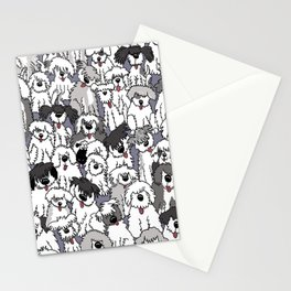 Original Sheepdogs On Watch Stationery Cards