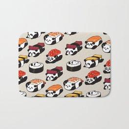 Sushi Panda Bath Mat