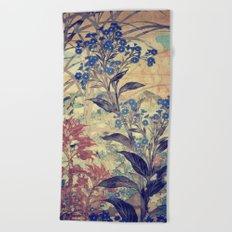 Slow Burning Beach Towel