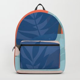 Modern botany Backpack