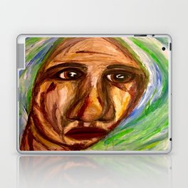 Justify Me. Laptop & iPad Skin