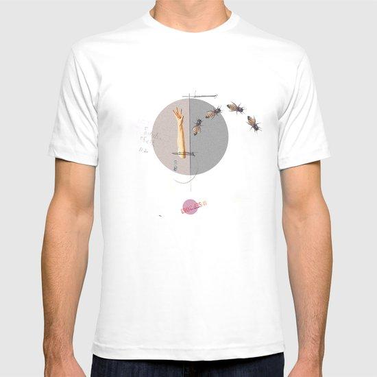 Gravity   Collage T-shirt